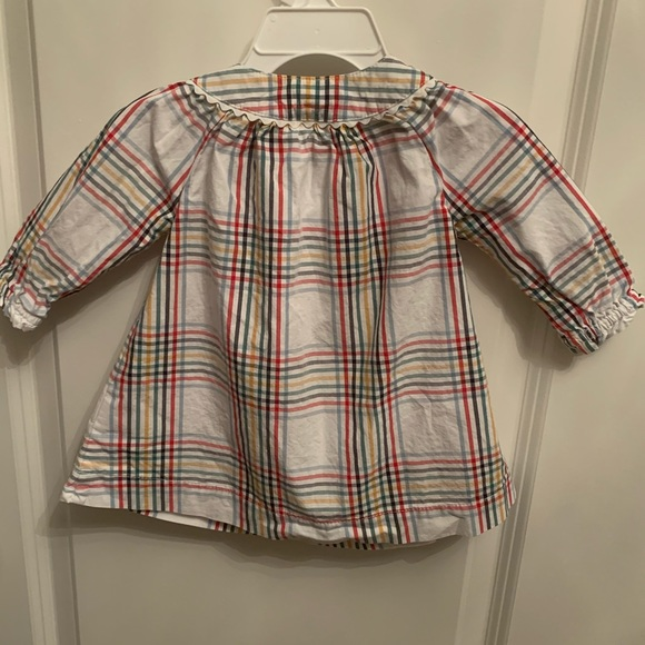 Hanna Andersson Other - Hanna Andersson Toddler girl plaid dress
